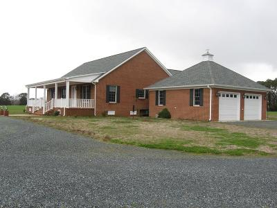 Accomack County, Northampton County Single Family Home For Sale: 4325 Wilsonia Neck Dr