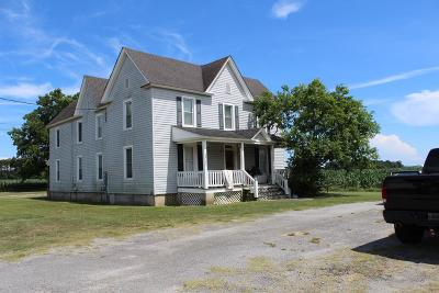 Northampton County Single Family Home For Sale: 24149 Lankford Hwy