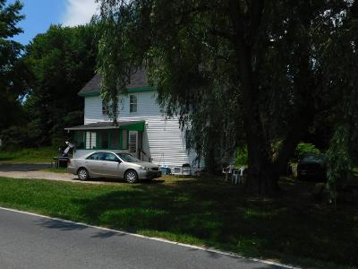 Northampton County, Accomack County Single Family Home For Sale: 27337 Nelsonia Rd