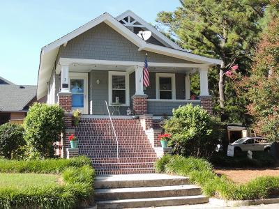Cape Charles Single Family Home Under Contract/Continue To Sho: 3 Randolph Ave