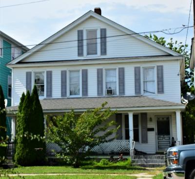 Northampton County Single Family Home Under Contract/Continue To Sho: 521-523 Monroe Ave