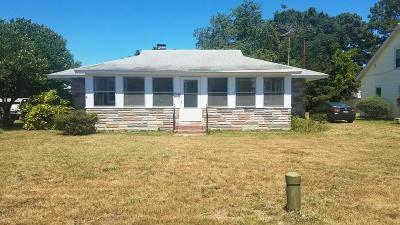 Northampton County Single Family Home For Sale: 10297 Rogers Dr