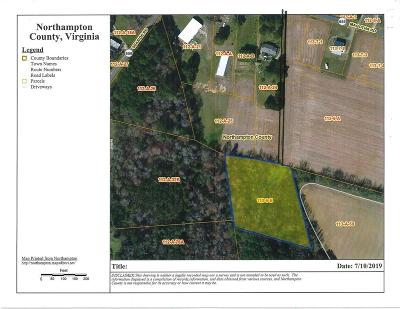 Cape Charles Residential Lots & Land For Sale: B Magotha Rd