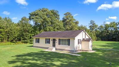Northampton County Single Family Home For Sale: 8378 Bayford Rd