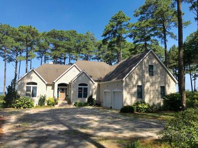 Accomack County, Northampton County Single Family Home For Sale: 4698 Peaceful Shores Dr