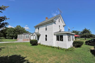 Accomack County Single Family Home For Sale: 35307 Bradfords Neck Rd