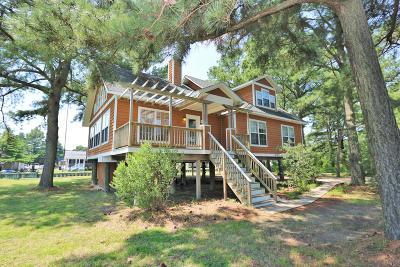 Accomack County, Northampton County Single Family Home For Sale: 5498 Warren St