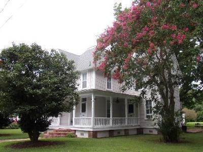 Wachapreague Single Family Home For Sale: 31 Powellton Ave