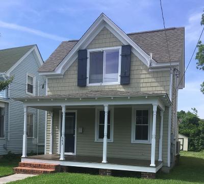 Single Family Home For Sale: 543 Mason Ave