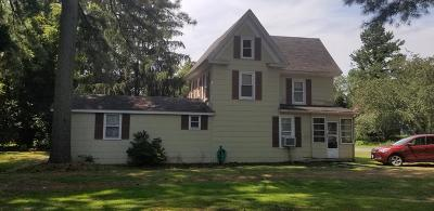 Accomack County Single Family Home For Sale: 18374 Wilson Ave