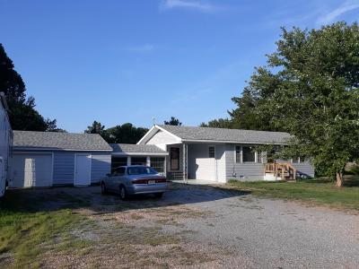 Accomack County Single Family Home For Sale: 24131 Annis St