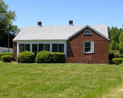 Northampton County Single Family Home Under Contract/Continue To Sho: 5388 Bayside Rd