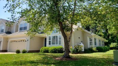 Single Family Home For Sale: 112 Saratoga Place