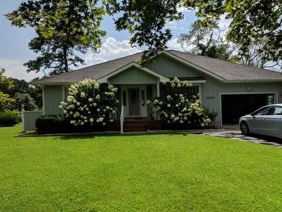 Accomack County, Northampton County Single Family Home For Sale: 28138 Fairway Dr