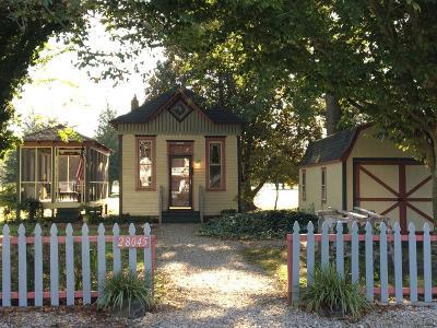 Accomack County Single Family Home For Sale: 28045 Harborton Rd