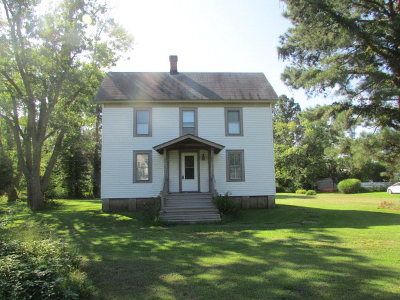 Accomack County, Northampton County Single Family Home For Sale: 17478 Northside Rd