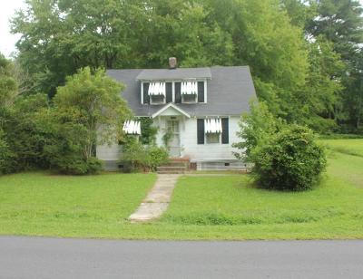 Accomack County, Northampton County Single Family Home For Sale: 35261 Seaside Rd