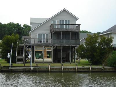 Captains Cove Single Family Home For Sale: 37464 Sailors