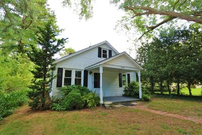 Accomack County Single Family Home Under Contract/Continue To Sho: 24057 Bennett St