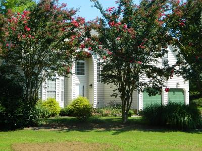 Accomack County, Northampton County Single Family Home For Sale: 3 Foster Ct