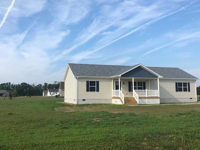 Accomack County, Northampton County Single Family Home For Sale: 20454 Doe Crossing