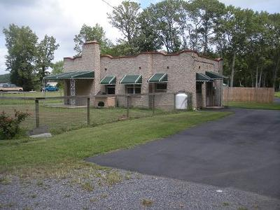 Accomack County, Northampton County Single Family Home For Sale: 2277 Wainhouse Rd