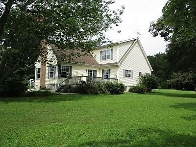 Accomack County, Northampton County Single Family Home For Sale: 25594 Joynes Neck Rd