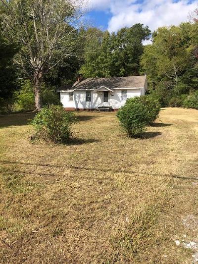 Northampton County Single Family Home For Sale: 5168 Bayside Rd