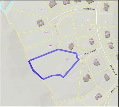 Residential Lots & Land For Sale: Ivy Creek Estates