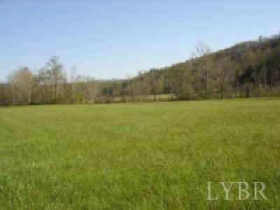 Amherst County Residential Lots & Land For Sale: 60 @ Forks Of Buffalo