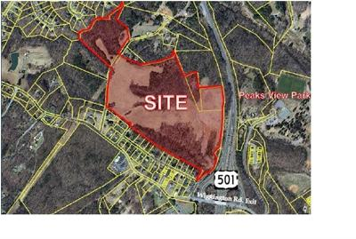 Lynchburg County Residential Lots & Land For Sale: 208 Schothum Street