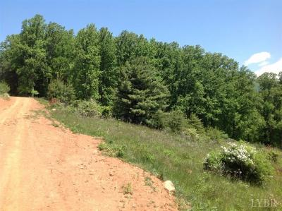 Amherst County Residential Lots & Land For Sale: Lexington Turnpike