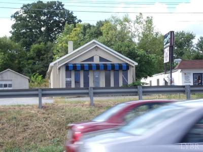 Lynchburg VA Commercial For Sale: $450,000