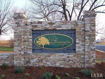 Farmington, Farmington At Forest Residential Lots & Land For Sale: Brewington Drive