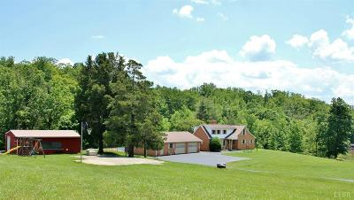 Bedford County Single Family Home For Sale: 450 Holyfield Lane