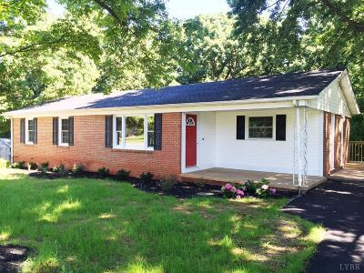 Single Family Home Sold: 1788 Rainbow Forest Drive