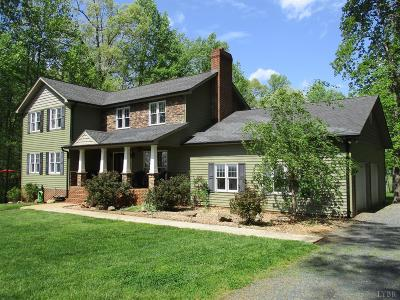 Single Family Home Sold: 2184 Country Club Road