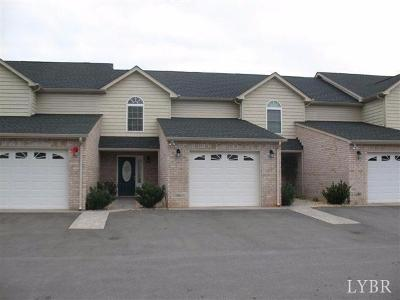 Forest VA Condo/Townhouse For Sale: $189,900