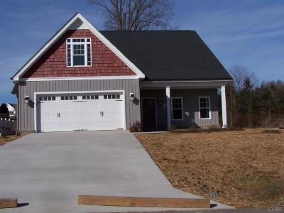 Forest VA Single Family Home For Sale: $269,900