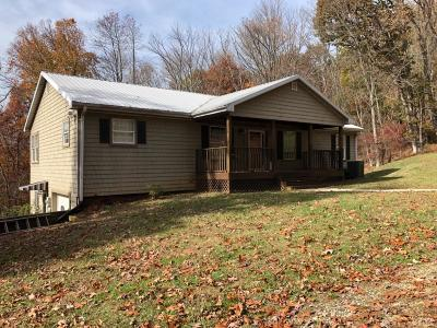 Monroe Single Family Home For Sale: Cloudcroft