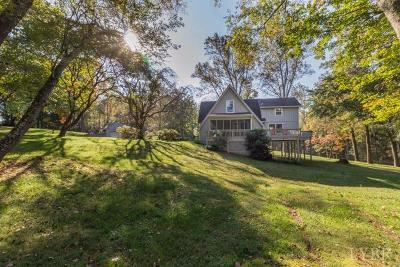 Lynchburg Single Family Home Contingent/Show: 118 Coffee Road
