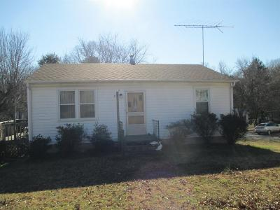 Campbell County Single Family Home For Sale: 207 Hunter Road