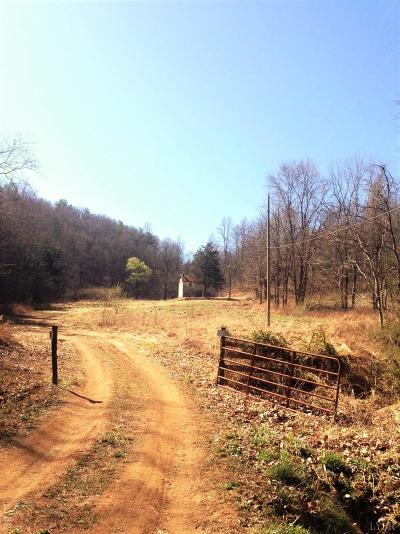 Amherst County Residential Lots & Land For Sale: 434 Stinnett Road