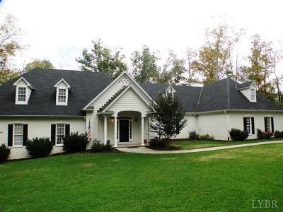 Lynchburg County Single Family Home For Sale: 163 Wimbledon Way