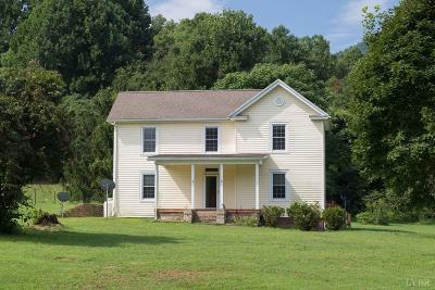 Monroe Single Family Home For Sale: 1179 Matohe Road