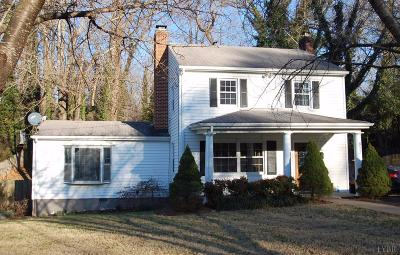 Single Family Home Closed/Sold: 812 New Hampshire Drive