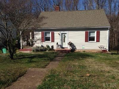 Single Family Home For Sale: 603 Westview Drive