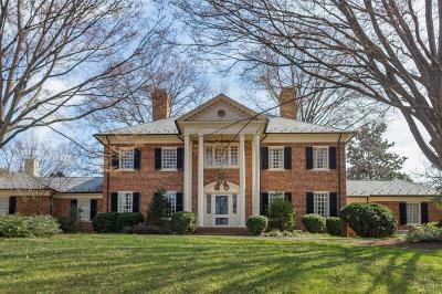 Lynchburg Single Family Home For Sale: 1340 Wakefield Road