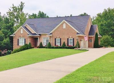 Amherst County Single Family Home For Sale: 404 Ewers Lane