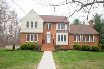 Evington VA Single Family Home Sold: $269,900 SOLD!
